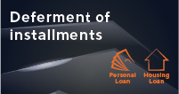deferment of installments